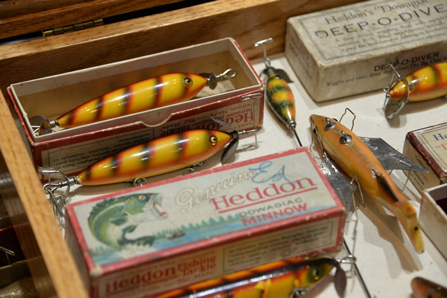 NFLCC 2019 Club Lure Set National Fishing Lure Collectors Club