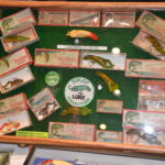 Heddon Frog Display