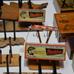 Hand Crafted Lure Display Stands