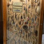 Rare and Early Metal Lures on Display